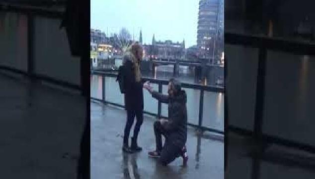 הצעת נישואין של עידו לדיקלה
