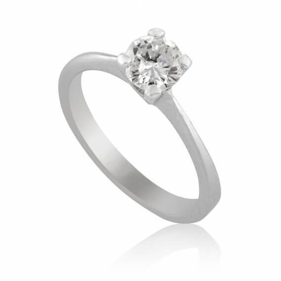 טבעת אירוסין סוליטר אוליביה SD 246G
