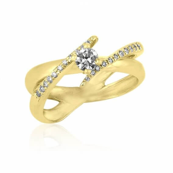 טבעת אירוסין שירה