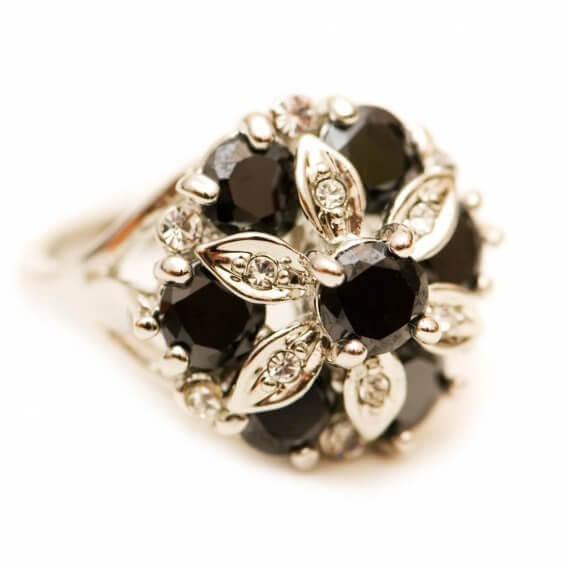 טבעת יהלומים בעיצוב מיוחד זהב צהוב 2.54 קראט - אנה