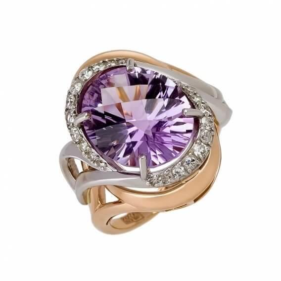 טבעת יהלומים יוקרתית - מליסה