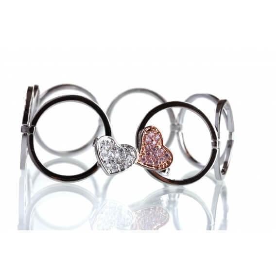 צמיד יהלומים בעיצוב מיוחד לורן SD 39