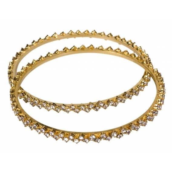 צמיד יהלומים יוקרתי זהב צהוב 1.24 קראט - סטייסי