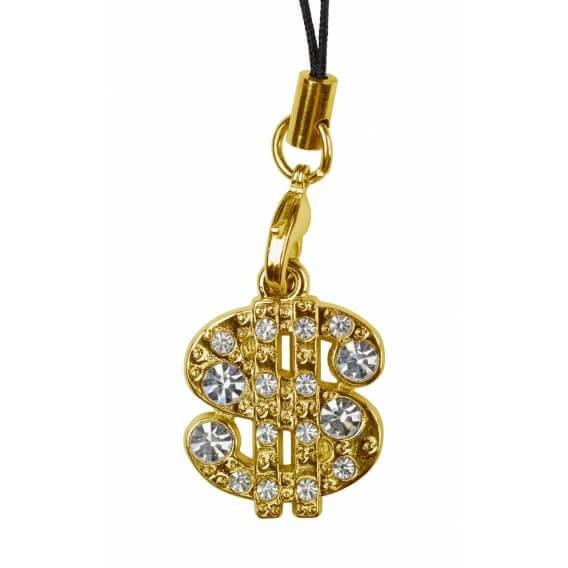 שרשרת זהב ויהלומים דולר 36 נקודות