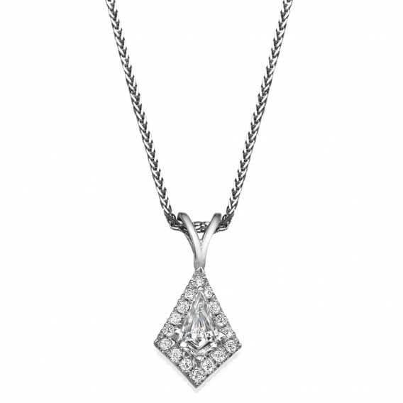 תליון יהלומים קלאסי ומיוחד אן SD 124