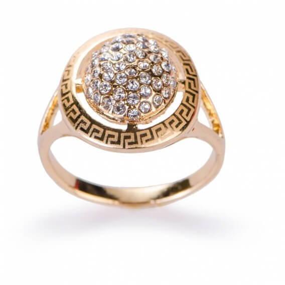 טבעת לגבר מיוחדת משובצת ביהלומים 0.35 קראט - ג'ון