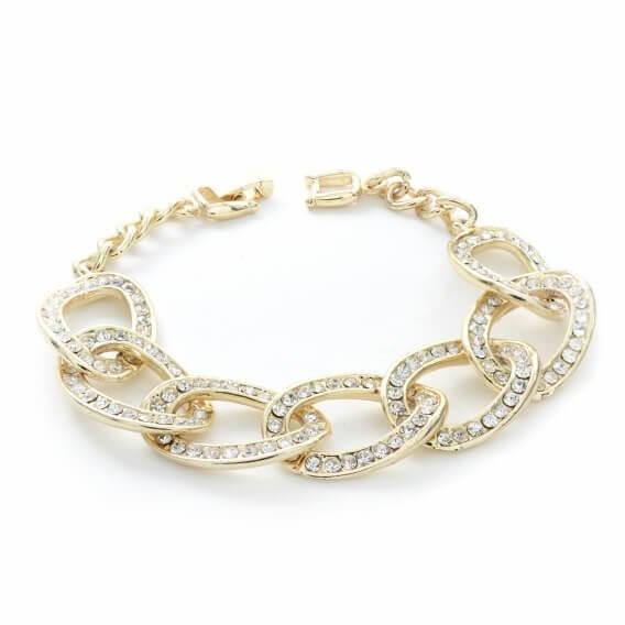 צמיד יהלומים קלאסי ומיוחד אלכסיס SD 41