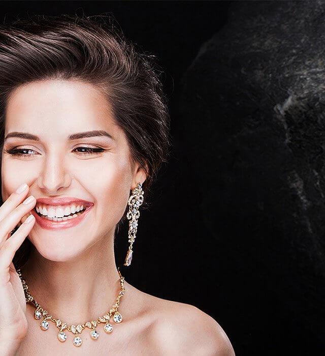 קולקציית תכשיטי יהלומים 2019